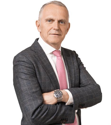 """Jan Dunning, CEO bei Lenta: """"Die Absatzchancen unseres Unternehmens werden von der EMD-Mitgliedschaft profitieren."""" Quelle: """"obs/Lenta"""""""