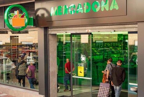 """""""Modelo de Tienda Eficiente"""" Mercadona Foto © Mercadona"""