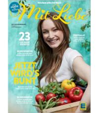 Edeka-Kundenmagazin 'MIT LIEBE' Bild