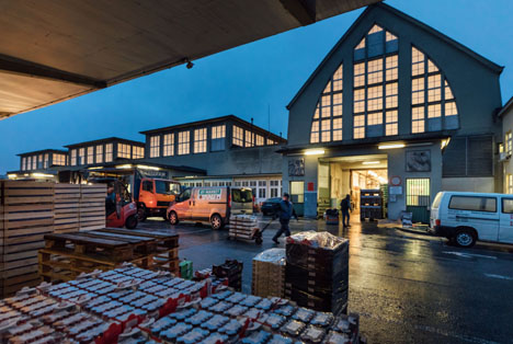 Foto © Großmarkt in Sendling
