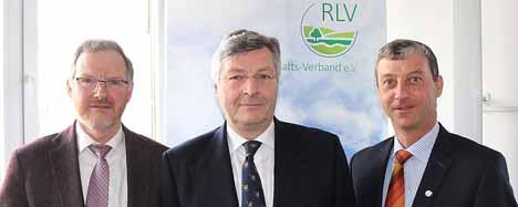 Foto RLV Präsidium 2017