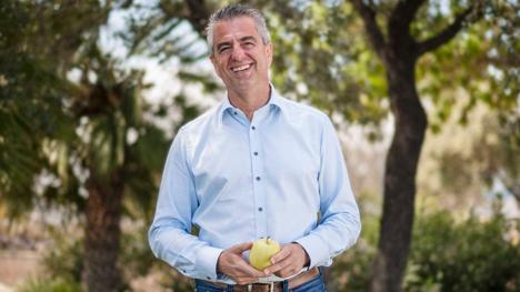 Stephan Rötzer, Gründer SanLucar Fruit in Valencia/Spanien. Foto © SanLucar Vertrieb Deutschland GmbH