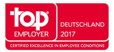 Top Employer Logo