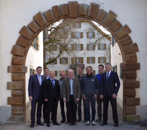 Die Schweizer Pilzproduktion steht zusammen. Foto VSP