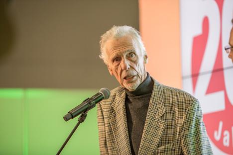 Mit fast 92 Jahren verstarb Ende April dieses Jahres Professor Dr. Hans-Dieter Hartmann. Foto: VSSE