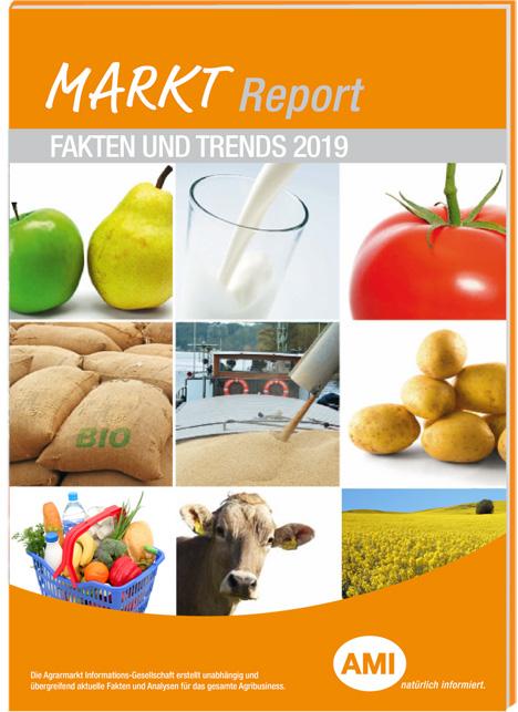 Bild: Der AMI Markt Report – Fakten und Trends 2019