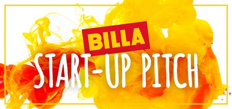 BILLA Start-up Pitch