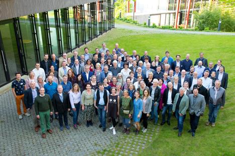 Gruppenfoto der BNN-Mitgliederversammlung. Foto: BNN.