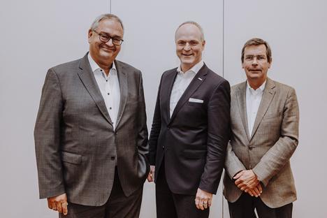 Axel Plaß führt dreiköpfiges DSLV-Präsidium