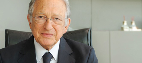 Jacques Saadé, Gründer und Präsident der CMA CGM Group. Foto © CMA CGM Group