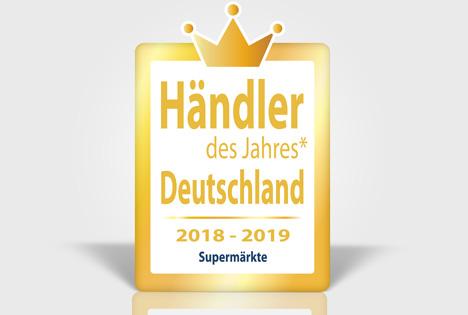 """Kaufland ist """"Händler des Jahres"""". Bild © Kaufland"""