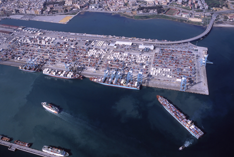 Foto © Maersk Line expands presence in Canada and Europe with exclusive transatlantic service Algeciras 2018
