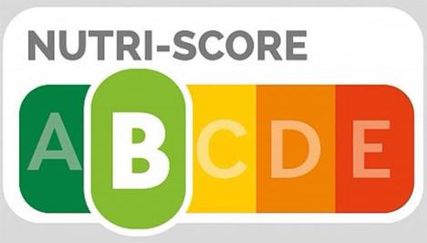Belgie Nutri Score