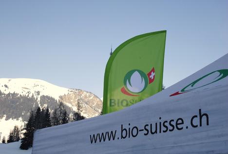 Knospe-Angebot im Winter. Foto © Bio Suisse