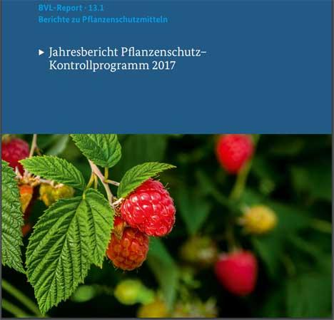 Bild BVL-Jahresbericht 2017
