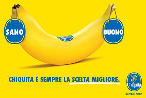 Chiquita startet neue Kampagne auf vielen Kanälen in Europa