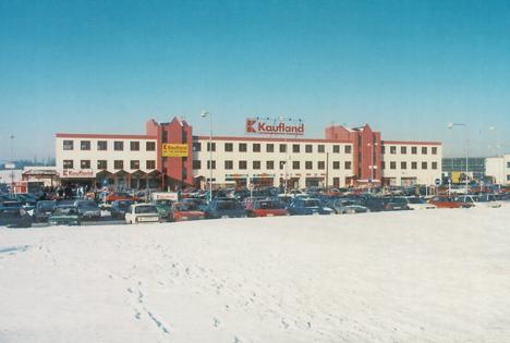 Kaufland CZ-Ostrava 1998 Foto © Kaufland