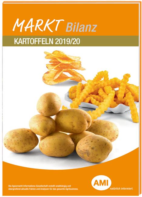 Cover AMI Markt Bilanz Kartoffeln. Foto © AMI