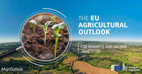 Bild © EU - Landwirtschaftsausblick der Europäischen Union für 2019-30