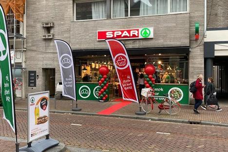 SPAR city Breda Foto © SPAR Netherlands