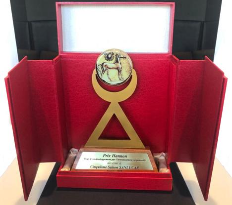 SanLucar erhält den Hannon-Preis