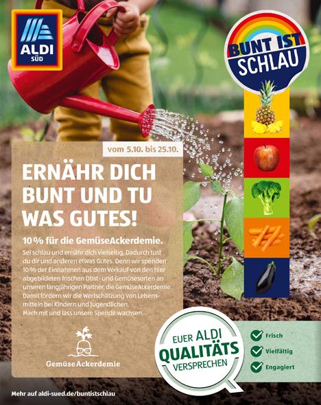 Foto © Unternehmensgruppe ALDI SÜD