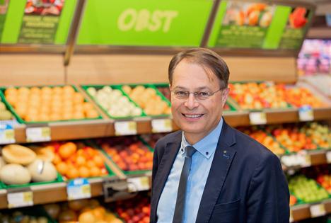 Dr. Gerhard Drexel, Vorstandsvorsitzender SPAR Österreich. Foto © SPAR/evatrifft