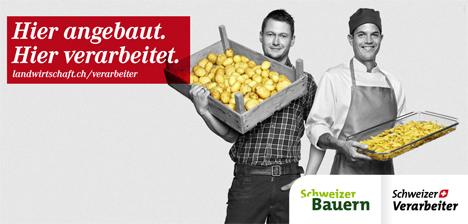 Foto © Schweizer Bauernverband Plakat