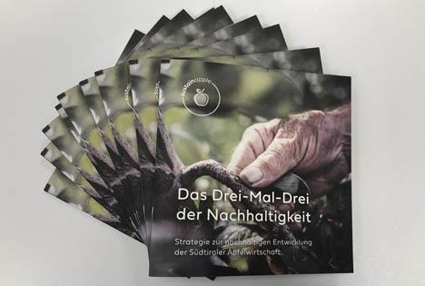 Sustainapple dreimaldrei Südtiroler Apfelwirtschaft