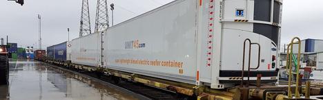 Foto © Transfesa Logistics