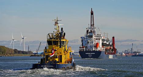 Foto © Hafen Rotterdam