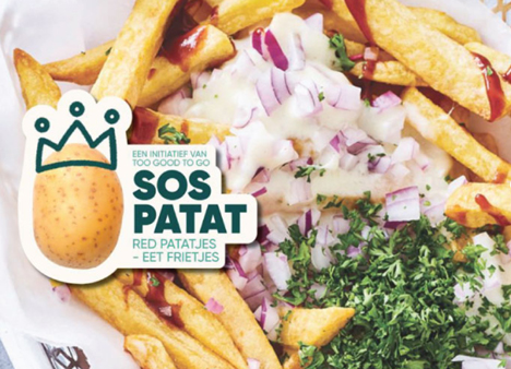 "Bild ""SOS Patat!""-Kampagne - Spar International"