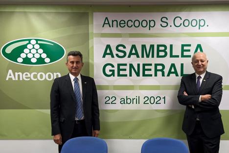 Alejandro Monzon und Joan MirFoto © Anecoop