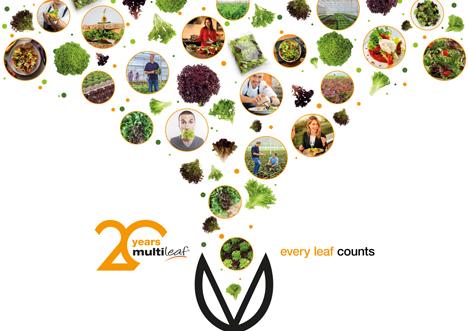BASF feiert 20 Jahre Multileaf® Foto © BASF