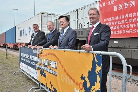 Foto © Container Terminal Wilhelmshaven