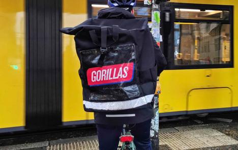 Gorillas Foto © Supermarktblog