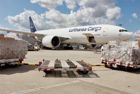 Foto © Lufthansa Cargo AG