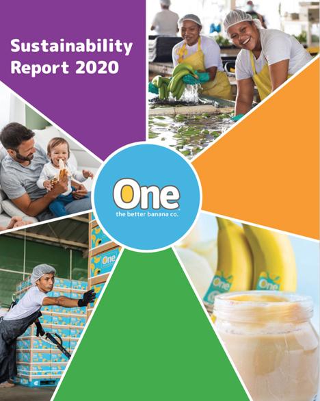 Nachhaltigkeitsbericht 2020. Foto © One Bananas