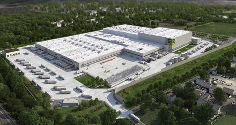 Foto © Edeka Rhein-Ruhr eröffnet Logistikzentrum in Oberhausen