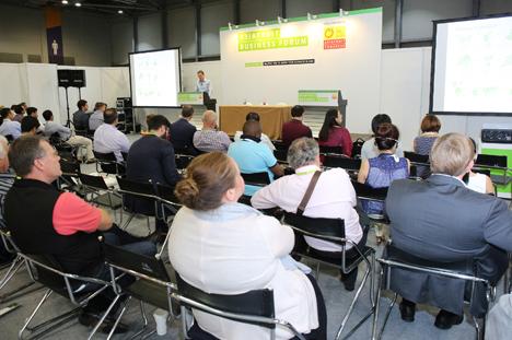 ASIA FRUIT LOGISTICA 2015 business forum 2015