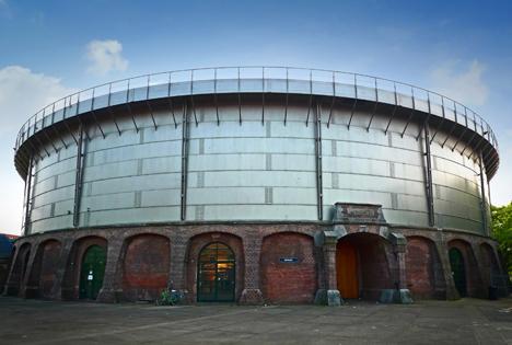 Der Westergasfabriek
