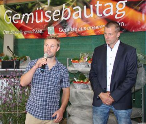Benjamin Wagner und Christian Ufen. Quelle: GVBWH