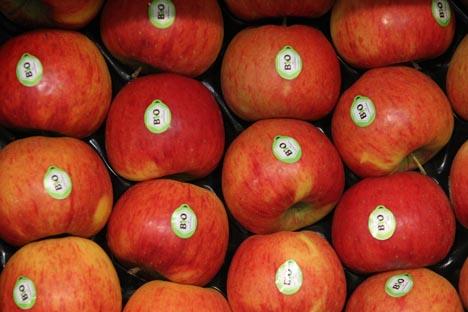 Bio Lebensmittel - deutscher Handel. Foto NuernbergMesse/Frank Boxle