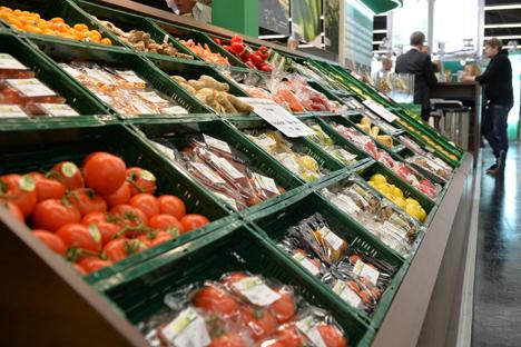 Bio Lebensmittel - Messegeschehen. Foto NuernbergMesse/Timm Schamberger