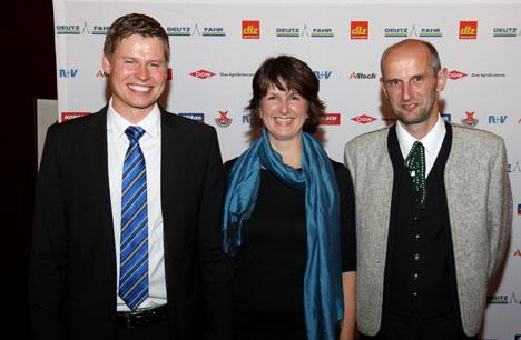 Ulf Peter Carstens ist Biolandwirt des Jahres.