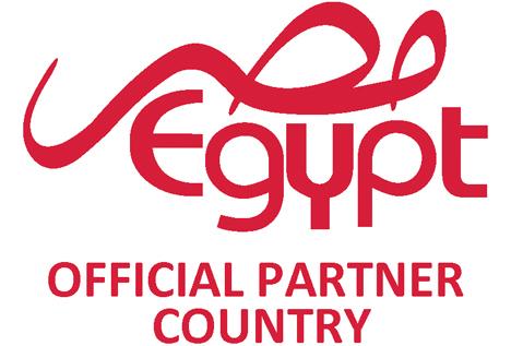 Ägypten logo das offizielle Partnerland der Fruit Logistica 2016