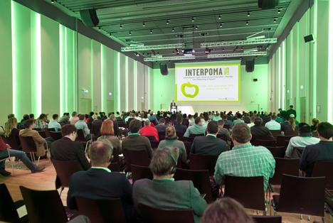 """Interpoma – ein umfangreiches Programm für """"Der Apfel in der Welt"""" Kongress"""