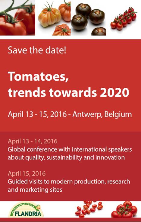 Tomato Conference bringt Trends in Produktion, Vermarktung und Verbrauch