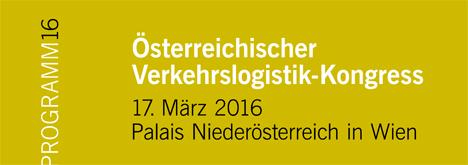 Österreichischer Verkehrslogistikk-Kongress