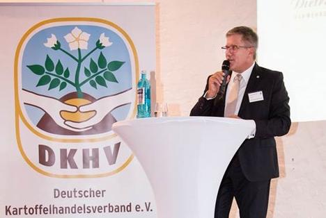 DKHV Kartoffel-Herbstbörse 2016  - Thomas Herkenrath DKHV